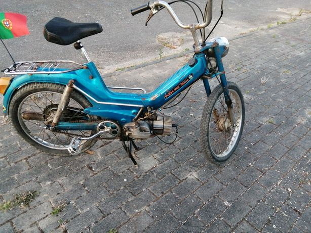 mobilete puch maxi