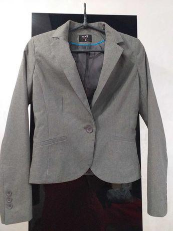 Піджак сірий oodji