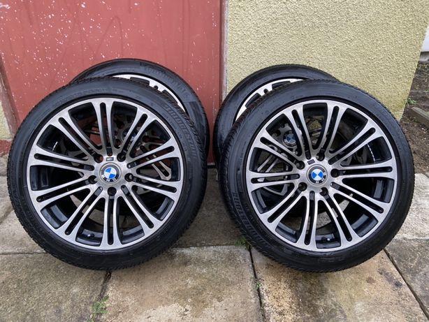 """BMW felgi styling 220 4x8j 17"""" opony 225/45/17"""