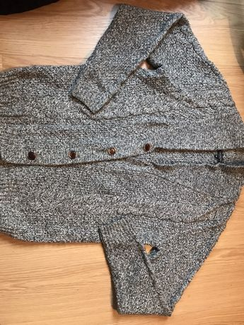 Top Secret Man 38/M piękny melanżowy sweter