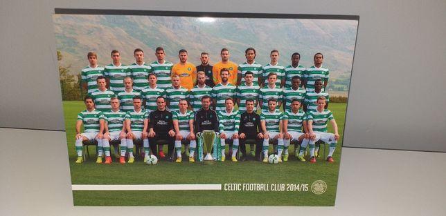 Autografy - Celtic Football Club 2014/15