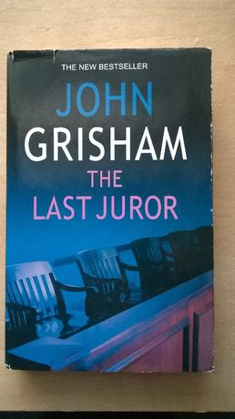 John Grisham ;The Last Juror' w angielskiej wersji językowej;