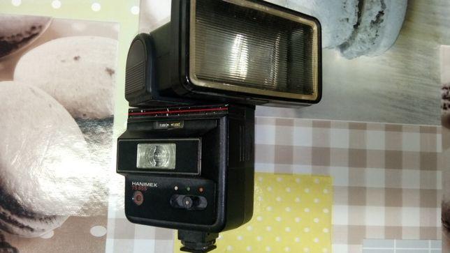 Flash para máquina fotográfica