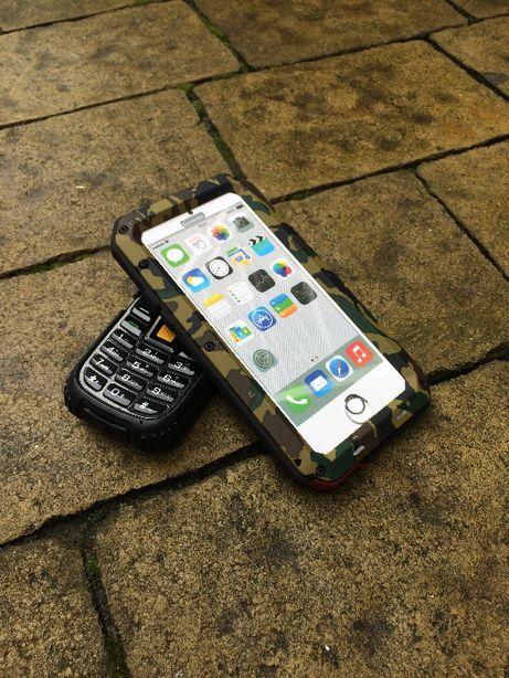 Противоударный чехол Lunatik Taktik Лунатик для iPhone 6/6S
