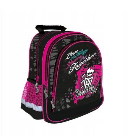 Nowy plecak Monster High
