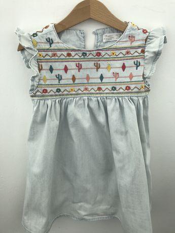 Vestidos menina - Zara, Zippy (3 a 4 anos)