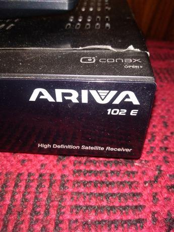 Dekoder TV-sat Ariva 102E sprawny sprzedam