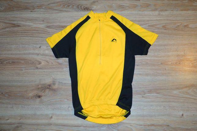 MORE MILE Koszulka kolarska rowerowa (XS)