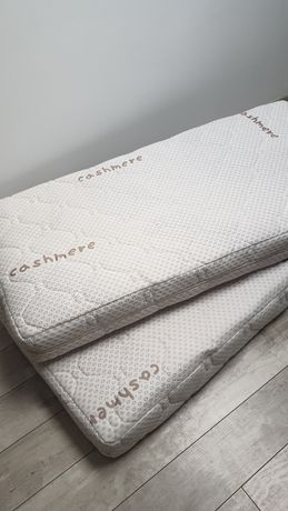 Materac Visco-HR Cashmere 120×60
