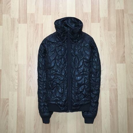 Жіноча куртка Adidas Originals Trefoil Winter Jacket Black женская
