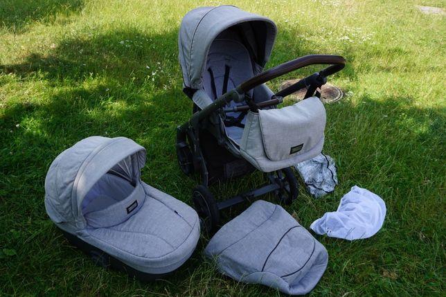 Wózek dla dziecka Roan Bass Soft 2w1