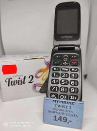 Telefon MyPhone Twist 2 Nowy 2lata Gwarancji Lombard Madej SC