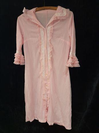 Nowa piżama pudrowy róż