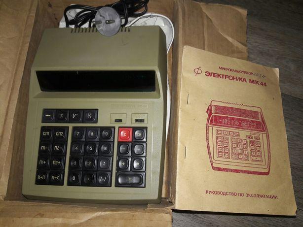 Калькулятор Электроника абсолютно новый полн. комплект 1 шт