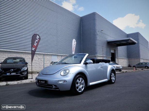 VW New Beetle Cabriolet 1.9 TDi EC+CE