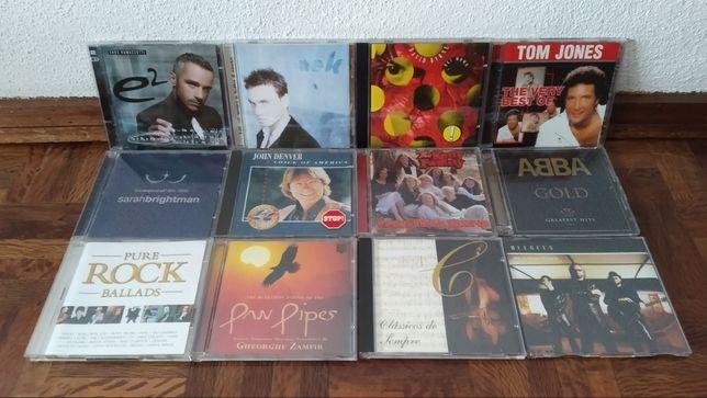 CDs áudio vários