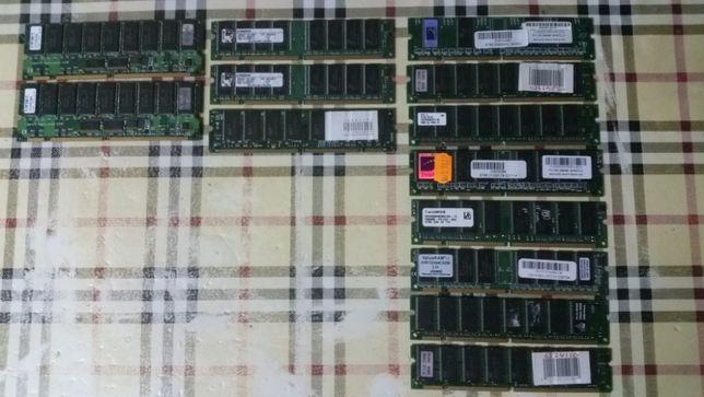 Memorias SDRAM 1Gb, 512 Mb, 256 Mb