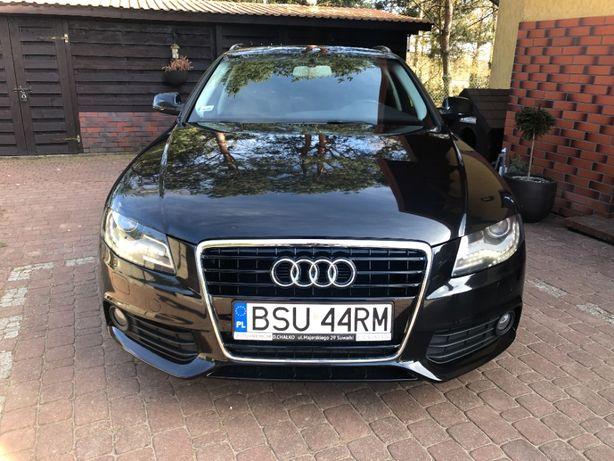 Audi A4 B8 2,0 TDI