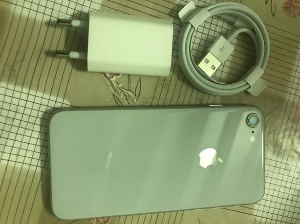 iPhone 8 Silver 64gb Silver