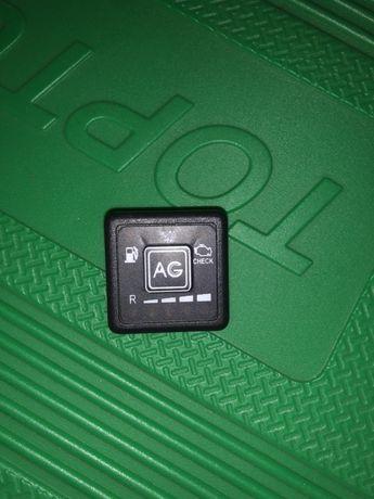 Кнопка переключения гбо AG с проводкой