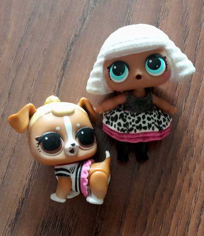 Lol suprice lalka i zwierzątko