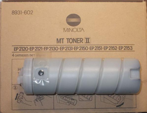 Тонер Minolta MT II 8931-602