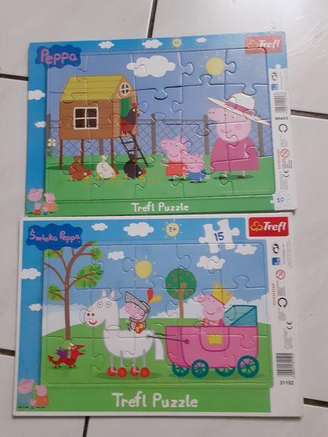 Puzzle Peppa Trefl 3+