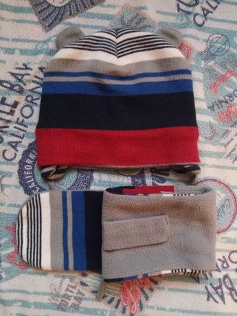 Набор шапка и шарф Topomini