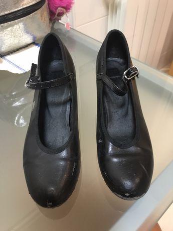 Sapatos caracter/ flamenco tam 33
