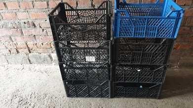 Продам пластикові ящики / пластмассовые ящики / пластиковые