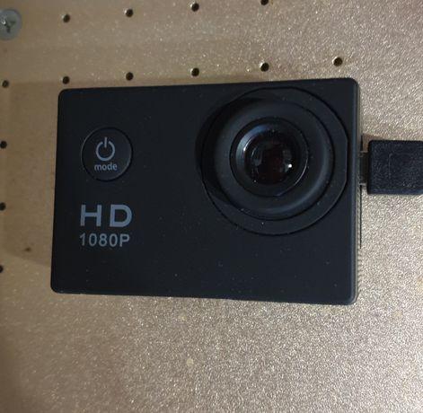 XBlitz kamera sportowa 1080p bez baterii