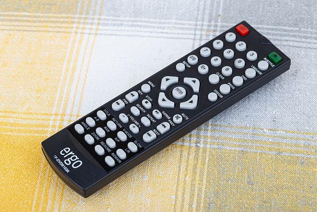 Ergo TF-DVD6103K пульт ДУ DVD плеера