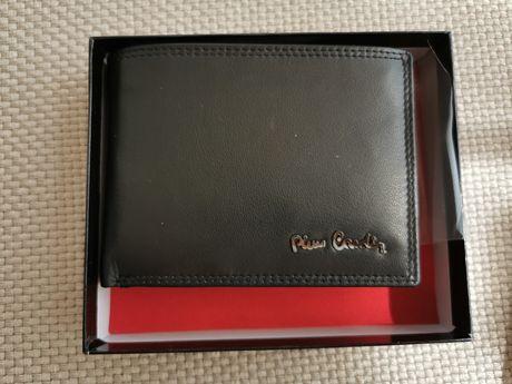 Portfel męski skórzany Pierre Cardin