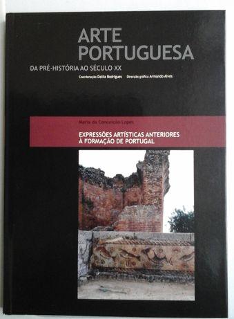 Livro: Arte Portuguesa da Pré-História ao Século XX