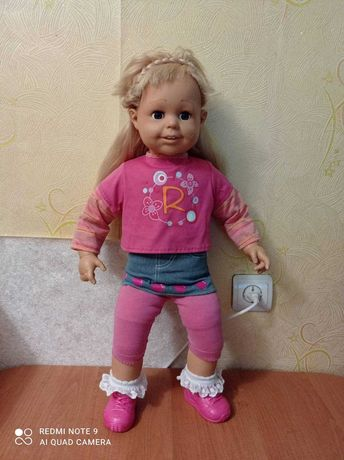 Продам ляльку велику