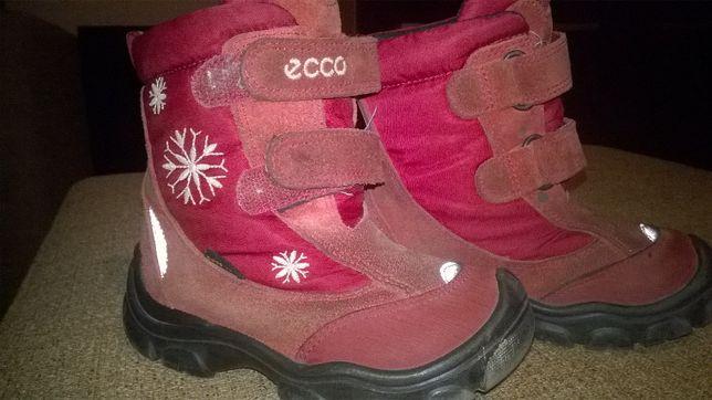 Buty zimowe ECCO rozm. 24