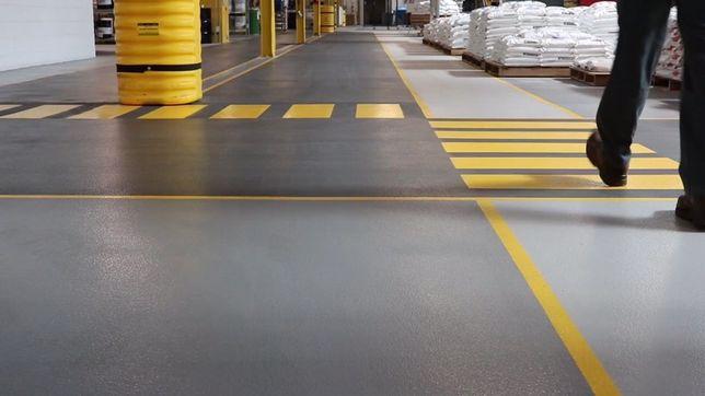 Краска эпоксидная для бетона и бетонных полов , Haering,Германия