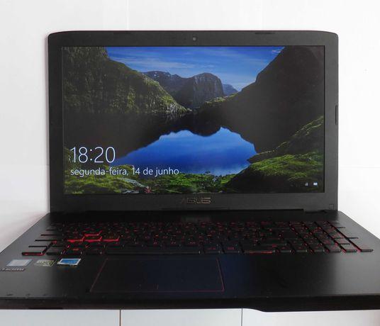 Computador portátil Gaming (Gaming notebook PC) ASUS