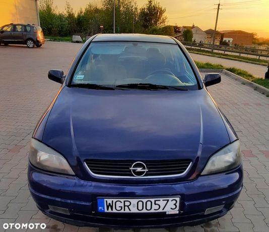 Opel Astra 1,6 Benzyna , automat , Klimatyzacja