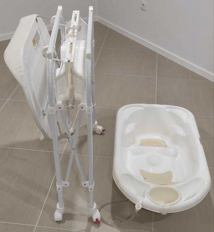 Banheira e Mudador CAM - Cambio - 219