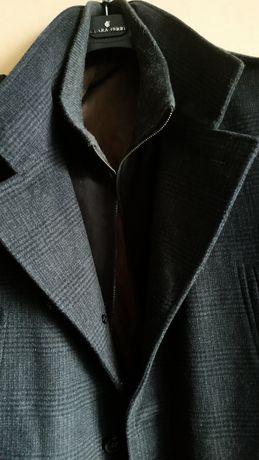 Стильное мужское пальто marks & spencer, размер XL