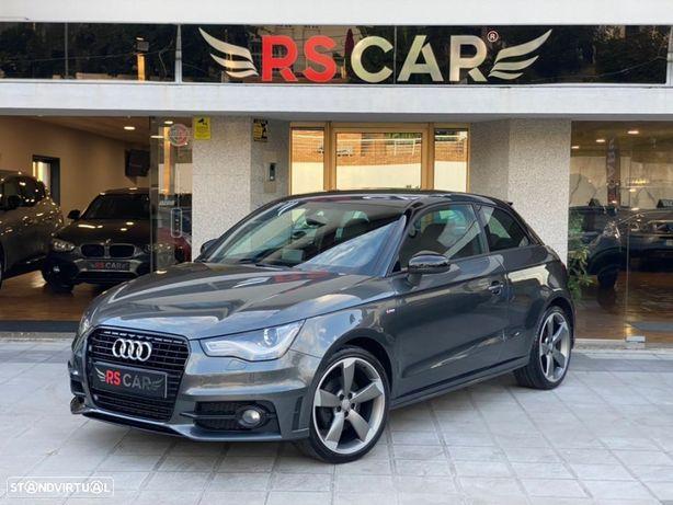 Audi A1 2.0 TDi S-line