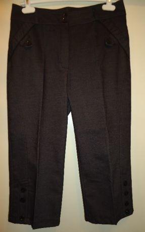 Брюки, бриджи, шорты, укороченные брюки, штаны р. 46-48