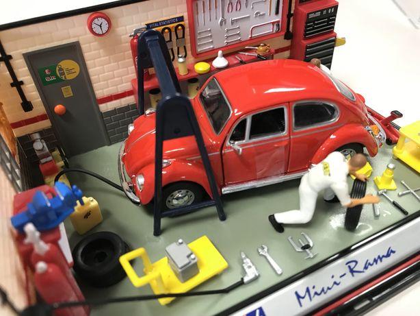 Modelo VW Carocha 1:43