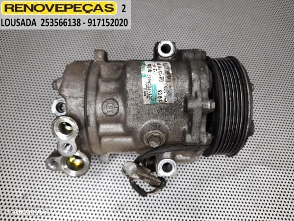 Compressor Do Ar Condicionado Opel Meriva A Veículo Multiuso (X03)