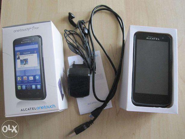 Продам сенсорный смартфон ALCATEL One Touch 5020D black