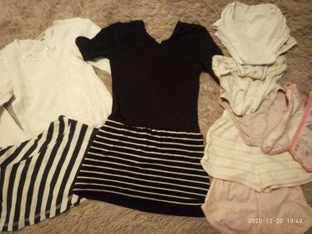 Вещи на девочку,трусики,трико для танцев,юбка