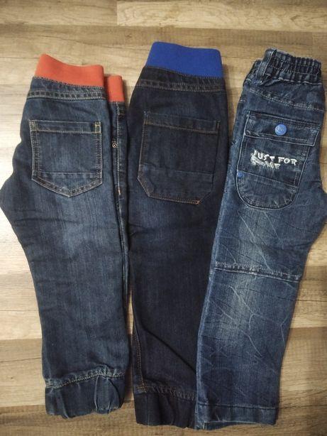 Spodnie / jeansy 92/98