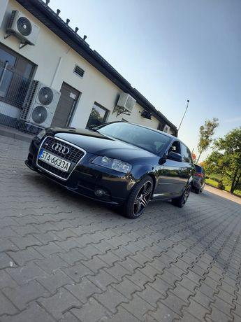 Audi A3 8P Sportback 2xSline Quatro 2.0 TDI