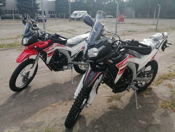 Мотоцикл loncin LX250-3G DS2 (В НАЛИЧИИ)кредит
